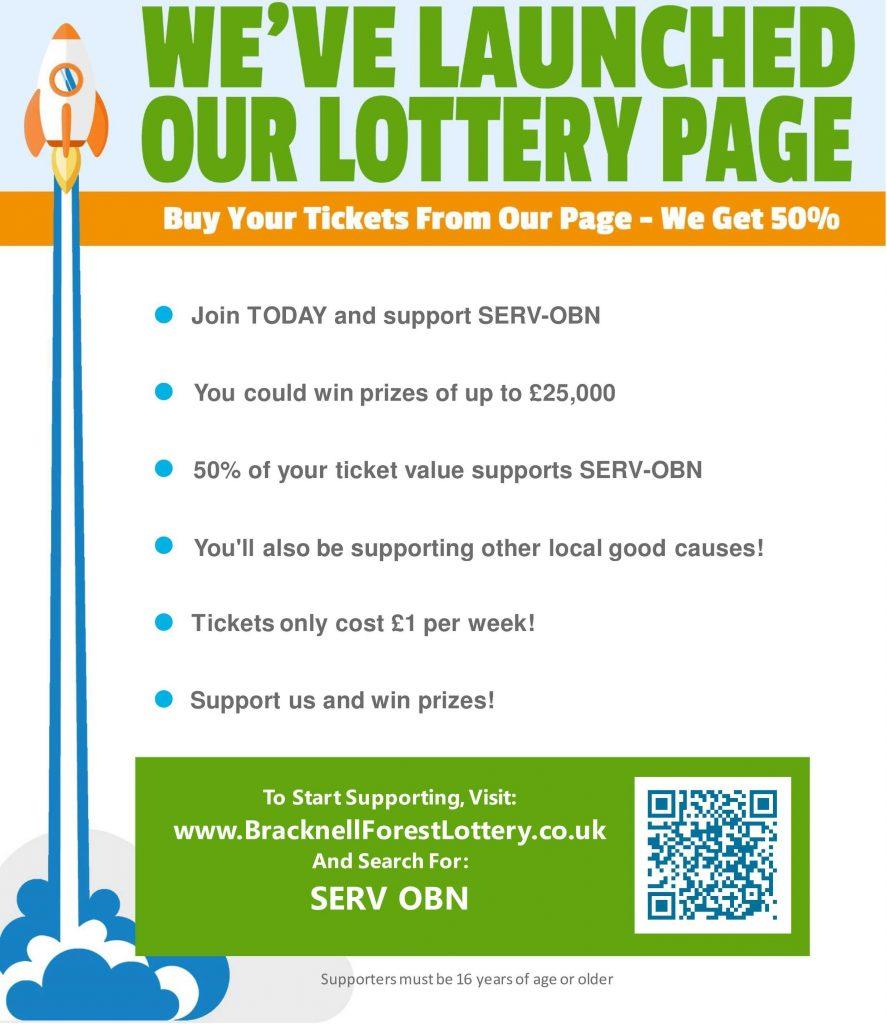 SERV-OBN Lottery